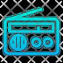 Music Audio Radio Station Icon