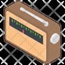 Radio Radio Set Old Radio Icon