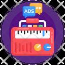 Radio Radio Ads Radio Advertisement Icon
