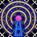 Radio broadcast Icon