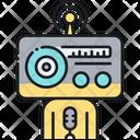 Radio Broadcast Radio Broadcast Icon