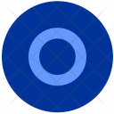 Radio Empty Button Icon