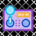 Research Broken Radio Icon