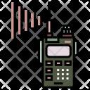 Military Radio Wifi Icon