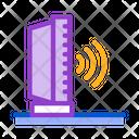 Radio Sound Service Icon