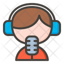Radio Speaker Icon