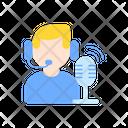 Radio Stream Icon