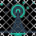 Radio Tower Radio Tower Icon
