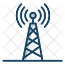 Communication Tower Signal Tower Radio Tower Icon