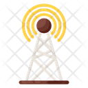 Radio Tower Network Tower Signal Tower Icon