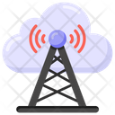 Communication Tower Radio Tower Frequency Tower Icon