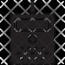 Radio Toy Communication Device Icon