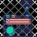 Radio Transmission Icon