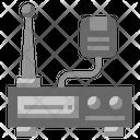 Radio Transmitter Icon