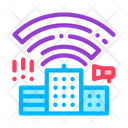 Radio Waves Effects Icon