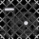 Radioactive Icon