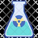 Radioactive Flask Radioactive Fan Icon