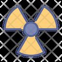 Radiation Caution Hazard Icon