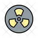 Radiation Radioactive Nuclear Icon