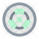 Radioactive Nuclear Science Icon