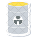 Radioactive Barrel Icon