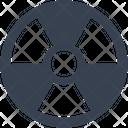 Radioactivity Radioactive Nuclear Icon