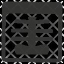 Radiology Xray Icon