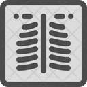 Xray Radiology Scan Icon