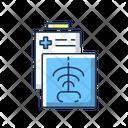 Radiology Department Xray Icon
