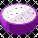 Radish Slice Beet Icon