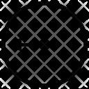 Radius Geometry Icon