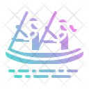 Raft Rafting Leisure Icon