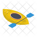 Rafting Boat Icon