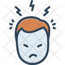 Rage Anger Fury Icon