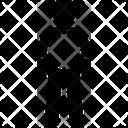 Raglan tshirt Icon
