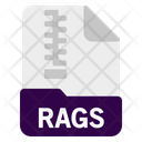 Rags File Icon