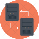 Raid Storage Redundant Icon