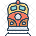 Rail Engine Speed Icon
