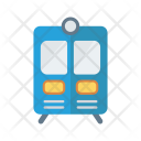 Rail Train Station Icon
