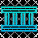 Railway Tracks Rail Tracks Tracks Icon