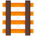 Railway Mining Train Rail Road Icon