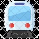 Transport Train Vehicle Icon