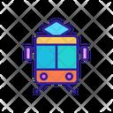 Public Transport Train Icon