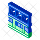 Air Bicycle Cable Icon