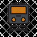 Railway Subway Train Icon