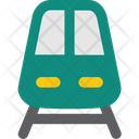 Travel Flat Railway Transport Icon