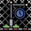 Railway Clock Railway Clock Icon