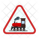 Railway sign Icon