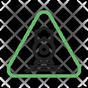 Railway sign Icon