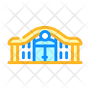 Railway Station Icon